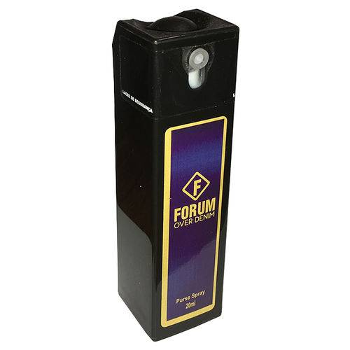 Perfume Purse Forum Over Denim Unissex Eau de Cologne 20ml