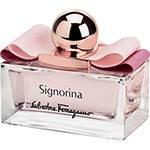 Perfume Salvatore Ferragamo Signorina Feminino Eau de Toilette 100ml