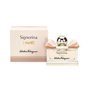 Perfume Signorina Eleganza Feminino Eau de Parfum 50ml