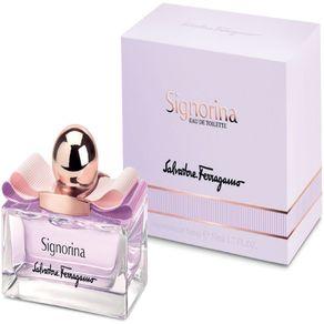 Perfume Signorina Feminino Eau de Toilette 50ml