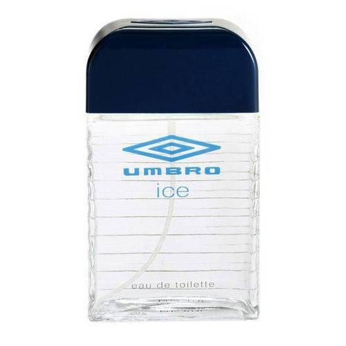 Perfume Umbro Ice Eau de Toilette Masculino 100ml