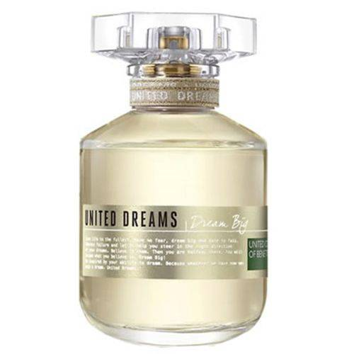 Perfume Unided Dreams Dream Big Edt United Colors Of Benetton Feminino