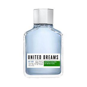Perfume United Dreams Go Far Masculino Eau de Toilette 200ml