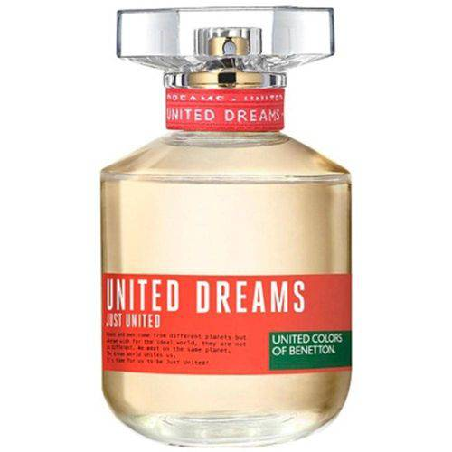 Perfume United Dreams Just United For Her EDT - Ed