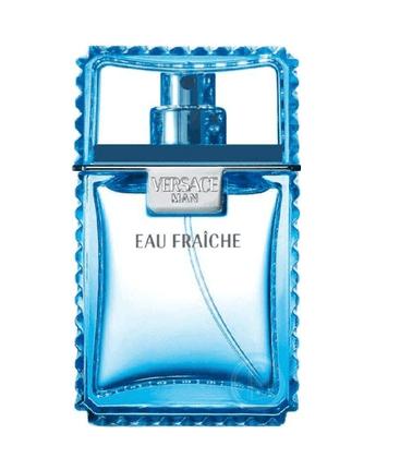 Perfume Versace Man Eau Fraiche Eau de Toilette Masculino 50ml