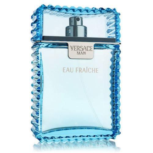 Perfume Versace Man Eau Fraiche Edt Masculino Vapo 30 Ml