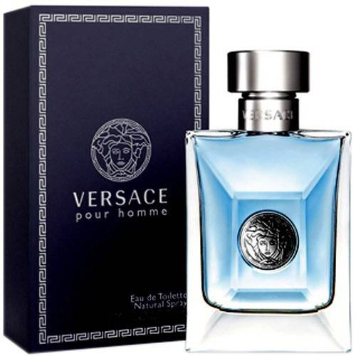 Perfume Versace Pour Homme Masculino Eau de Toilette 100ml