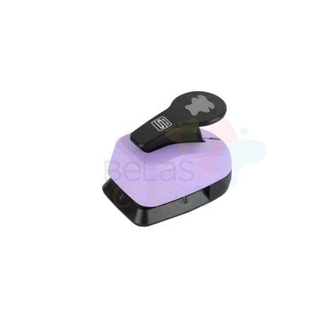 Perfurador Artesanal 25mm Urso - 1 Unidade