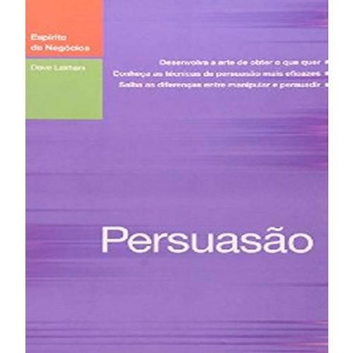 Persuasao