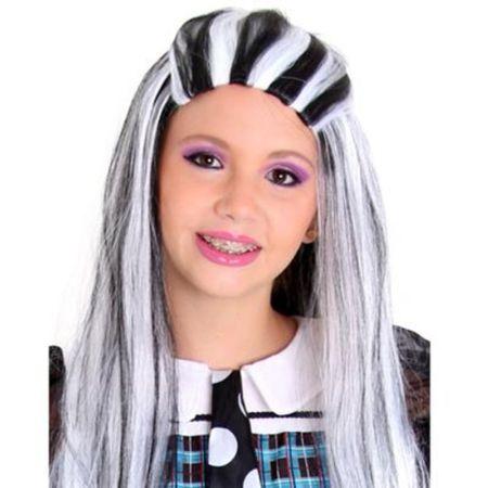 Peruca Frankie Stein Monster High - U