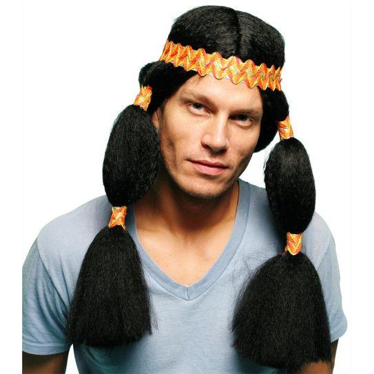 Peruca Indio