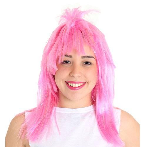 Peruca Punk Rosa U