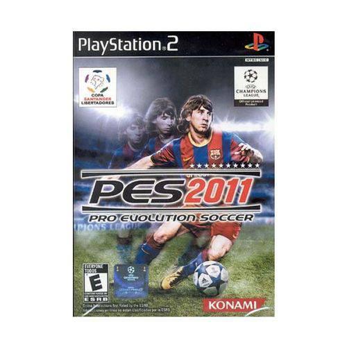 PES 2011 Pro Evolution Soccer - PS 2