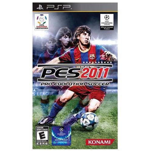 Pes 2011 Pro Evolution Soccer - Psp