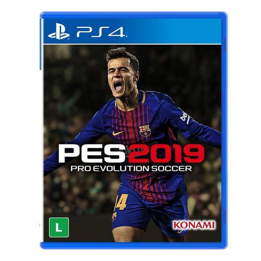 Pes 2019 Pro Evolution Soccer - Ps4