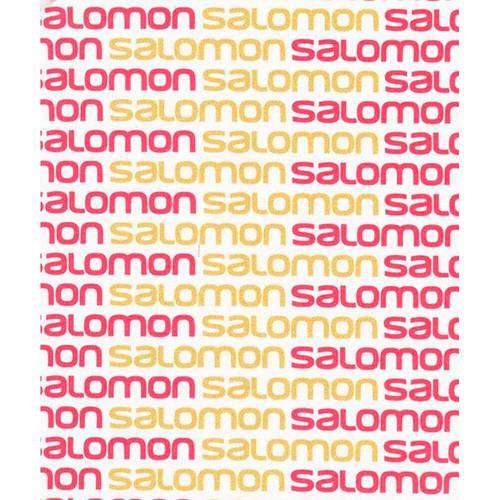Pescoceira Salomon - BR/Rs Branco / Rosa