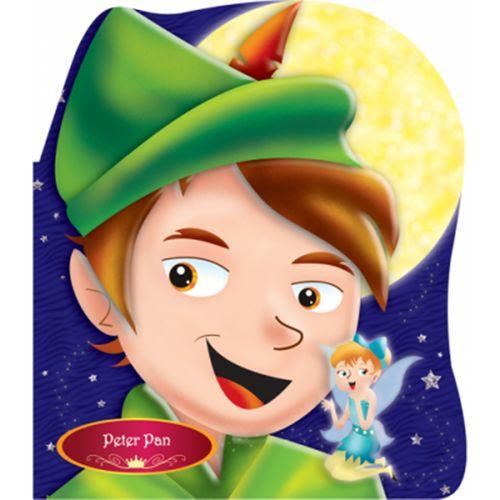 Peter Pan - Coleção os Mais Belos Contos Peter Pan - Coleção Clássicos Recortados