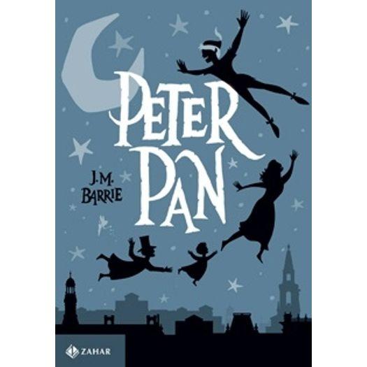Peter Pan - Edicao Bolso de Luxo - Zahar