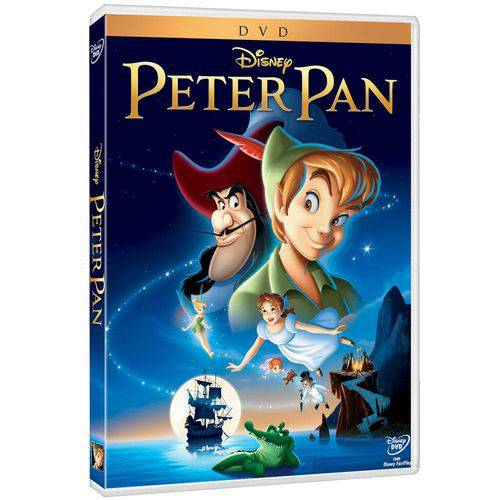 Peter Pan o Filme - Dvd