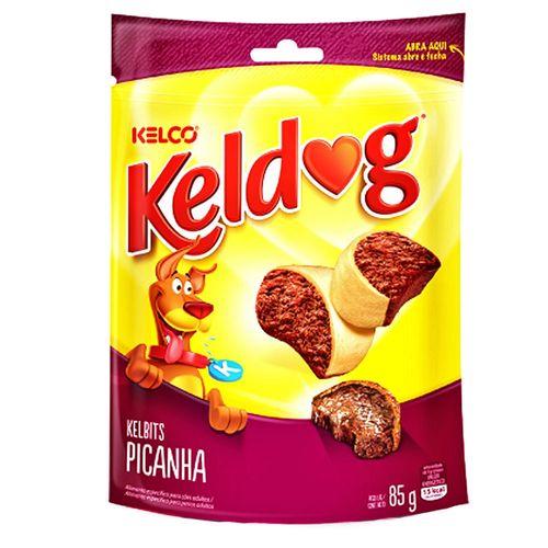 Petisco Keldog Kelbits Picanha - 85gr 85g
