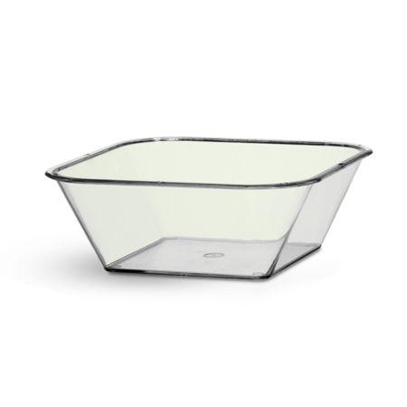 Petisqueira Cristal Grande - 02 Unidades