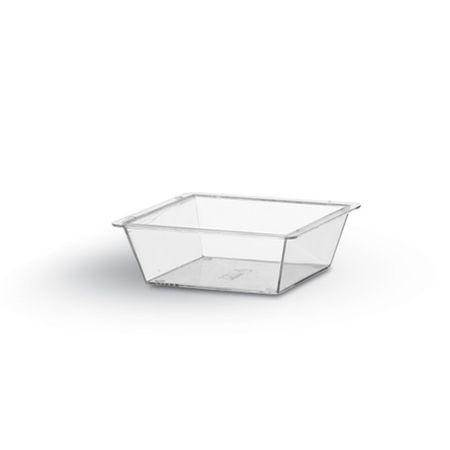 Petisqueira Cristal Pequena - 05 Unidades
