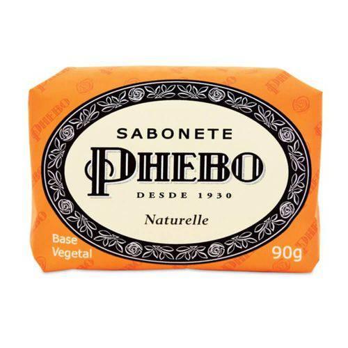 Phebo Naturelle Sabonete 90g