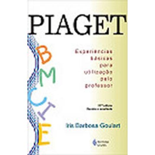 Piaget Experiencias Basicas - Vozes