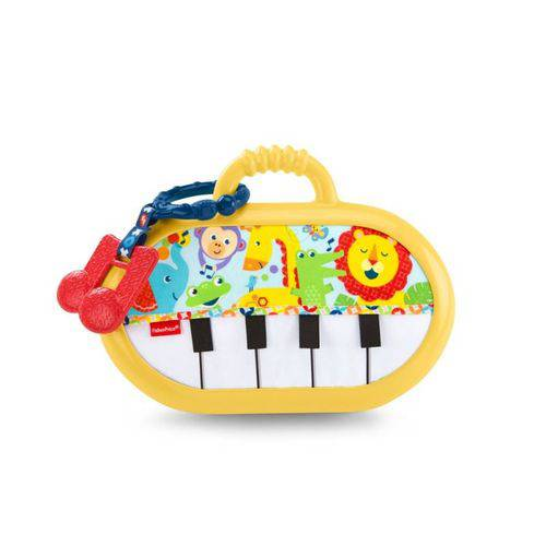 Pianinho Floresta Divertida Fisher Price - Mattel Ffb67