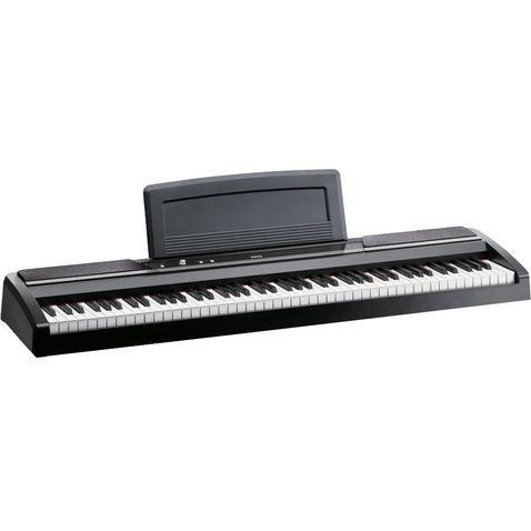 Piano Digital Korg Sp 170s Bk - Preto