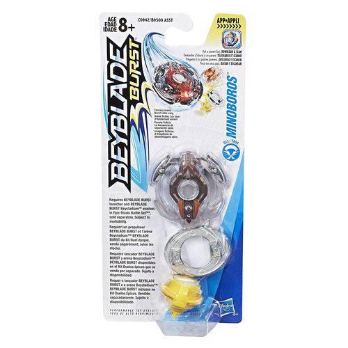 Pião Beyblade Burst - Kerbeus - Hasbro - Minoboros Ataque S2