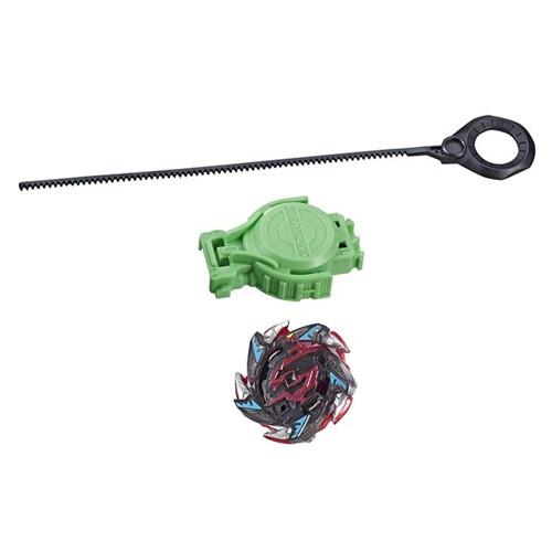 Pião Beyblade Burst Turbo Slingshock com Lançador - Salamander S4 E4731 - HASBRO