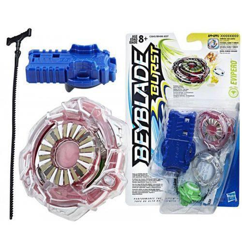 Pião Lançador Beyblade Hasbro Burst Evipero - C2645