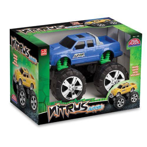Pick Up Nitrus Júnior 168 - Usual Plastic