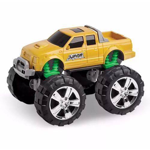 Pick-Up Nitrus Junior Amarelo - Usual Plastic