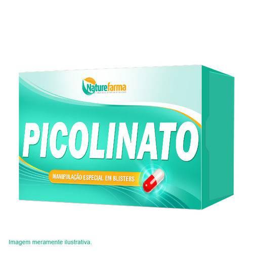 Picolinato de Cromo 200mcg 120 Capsulas