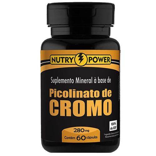 Picolinato de Cromo Apisnutri 60 Cápsulas