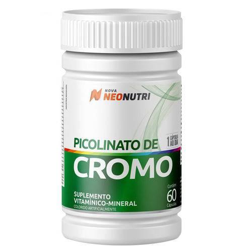 Picolinato de Cromo - Neonutri