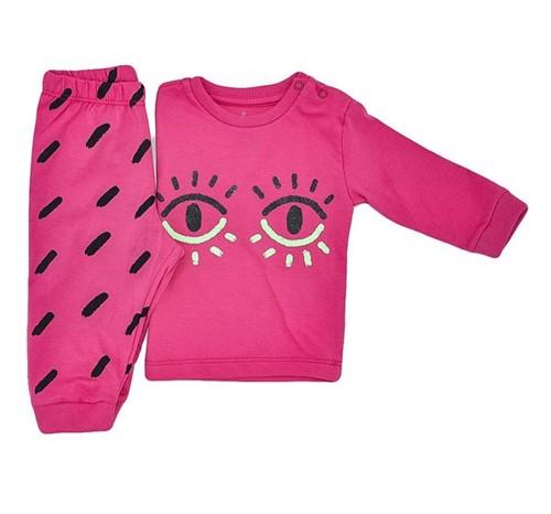 Pijama Baby Olhinho 0 a 3 M
