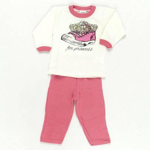 Pijama For Princess - Pimentinha