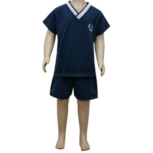 Pijama Infantil Masculino Curto Menino