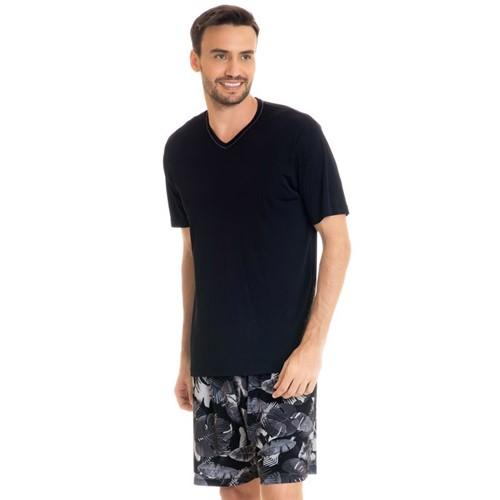 Pijama Jorge Curto Cinza/G
