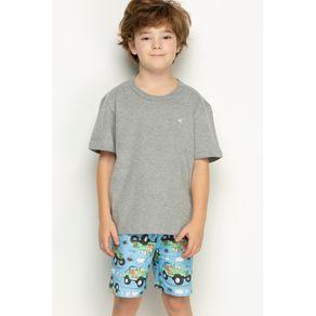 Pijama Mini Decote U - Jipe 8