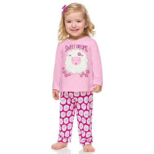 Pijama Proteção Anti Dengue Kyly 4/8 108770