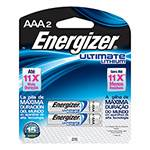 Pilha Energizer Ultimate Lithium AAA - Energizer