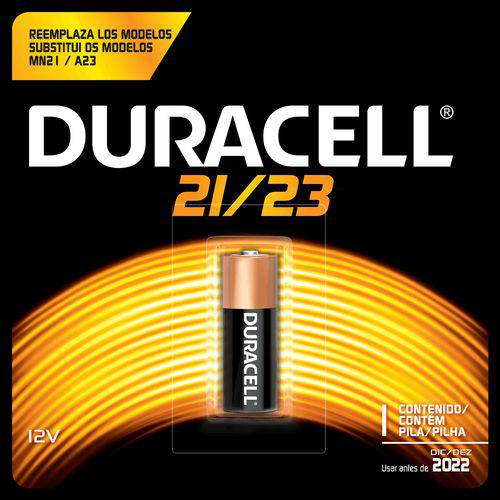 Pilha Mn 21/23 12V Duracell