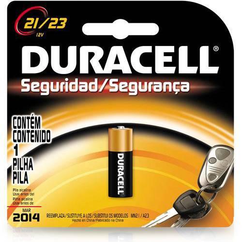 Pilha MN 21 - Duracell