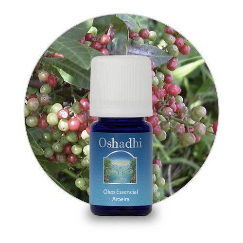 Pimenta Rosa (Aroeira) – Óleo Essencial Selvagem – 5ml OSHADHI