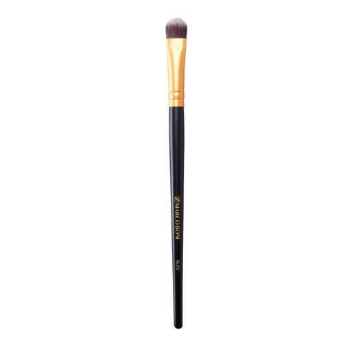 Pincel de Sombra Médio Marco Boni Profissional N.10 - Ideal para Aplicar e Esfumar Sombras