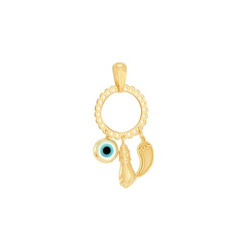 Pingente em Ouro 18K Amuletos - AU6309